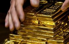 Giá vàng giảm gần 3 triệu đồng/lượng