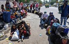 Đại dịch COVID-19 đẩy hàng triệu người vào cảnh nghèo khó cùng cực