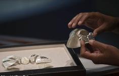 Đại gia Trung Quốc đặt mua khẩu trang kim cương 1,5 triệu USD chống COVID-19