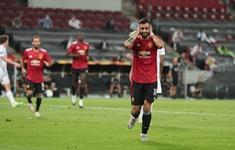 Kết quả Man Utd 1-0 Copenhagen: Bruno Fernades lập công, Man Utd tiến vào bán kết Europa League