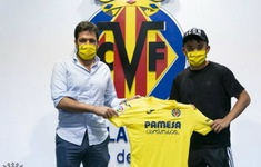"""Messi Nhật Bản"" Takefusa Kubo ký hợp đồng với Villarreal"