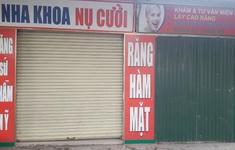 Hà Tĩnh: Xử lý vi phạm 8 cơ sở khám, chữa bệnh ngoài công lập