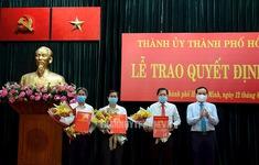 Chủ tịch UBND và Phó Bí thư Quận ủy Thủ Đức được điều động về Thành ủy TP.HCM