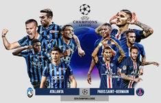 """Atalanta – PSG: Thách thức """"ngựa ô"""" (2h00 ngày 13/8, Tứ kết Champions League)"""