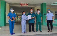 Thêm 1 bệnh nhân COVID-19 ở Đà Nẵng được công bố khỏi bệnh
