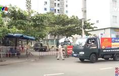 Đà Nẵng khẩn cấp đóng cửa chợ Nại Hiên Đông