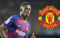 """TRỰC TIẾP Chuyển nhượng bóng đá quốc tế ngày 12/8: Không có Jadon Sancho, Man Utd nhắm """"sao xịt"""" của Barca"""