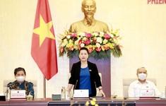 Bế mạc Phiên họp thứ 47 Ủy ban Thường vụ Quốc hội