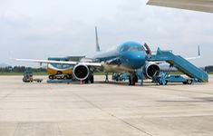 Hơn 200 hành khách mắc kẹt ở Đà Nẵng đã về đến Nội Bài