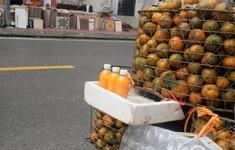 Câu chuyện điểm mạng: Gánh hàng cam hay góc ứng xử tại siêu thị?