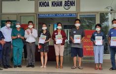 Thêm 5 bệnh nhân COVID-19 ở Đà Nẵng được công bố khỏi bệnh