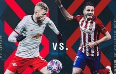 TRỰC TIẾP Champions League, RB Leipzig 0-0 Atletico Madrid: Hiệp 1