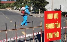 """Hải Dương phong tỏa khu phố trong vòng bán kính 250m từ quán """"Thế giới bò tươi"""""""