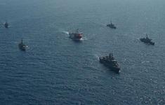 Pháp - Hy Lạp tiến hành tập trận hải quân giữa lúc gia tăng căng thẳng với Thổ Nhĩ Kỳ