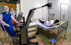Bệnh viện dã chiến Tiên Sơn sẵn sàng đi vào hoạt động