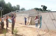 Người dân làng chài có nhà mới sau nhiều năm mong mỏi