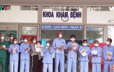Đà Nẵng có  thêm 10 bệnh nhân Covid-19 xuất viện