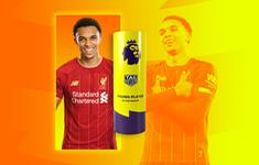 Alexander-Arnold giành giải Cầu thủ trẻ xuất sắc nhất Ngoại hạng Anh