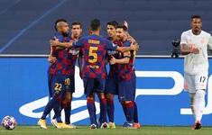 TRỰC TIẾP BÓNG ĐÁ Barca 1-2 Bayern: Perisic lập công (Hiệp một)