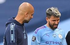 Aguero không thể ra sân trong trận gặp Lyon