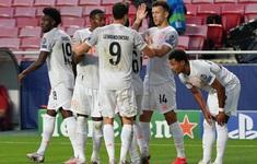 TRỰC TIẾP BÓNG ĐÁ Barca 2-8 Bayern: Coutinho đặt dấu chấm hết cho Barca (Hiệp hai)