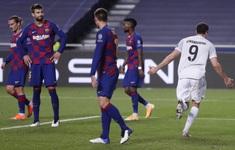Barca 2-8 Bayern Munich: Sau 74 năm, Barcelona mới lại thua đậm đến vậy