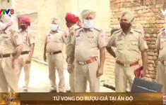 Hàng chục người tử vong do rượu giả tại Ấn Độ