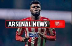 Chuyển nhượng Arsenal: Khó có Partey, dồn sức giữ Ceballos
