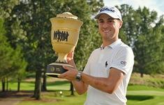 Justin Thomas vươn lên vị trí số 1 của golf thế giới