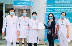 Một bệnh nhân ở Hải Dương được công bố khỏi bệnh
