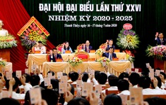 Đại hội và nhiệm vụ chọn khâu đột phá cho sự phát triển