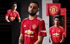 Man Utd ra mắt áo đấu mới mùa giải 2020/21