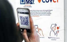 Malaysia triển khai truy vết COVID-19 bằng mã QR