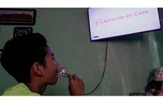 Mexico bắt đầu năm học mới qua truyền hình vì COVID-19