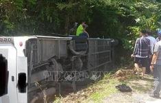 Xử lý nghiêm các vi phạm về trật tự ATGT trong vụ tai nạn tại Quảng Bình
