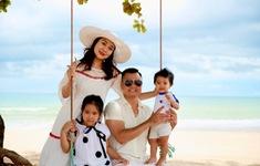 Gia đình hạnh phúc của NSND Tự Long