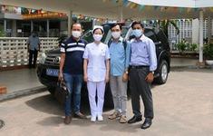 Tâm dịch Đà Nẵng gọi, các y bác sĩ lên đường