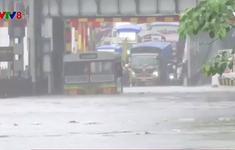 Cảnh báo đỏ do mưa lớn tại Ấn Độ