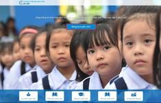 Hà Nội áp dụng đăng ký tuyển sinh trực tuyến cho mầm non và THCS