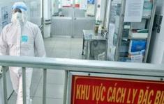 Thông thoáng bệnh phòng, phòng làm việc, hạn chế lây nhiễm chéo ở tuyến đầu chống COVID-19
