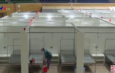 Đà Nẵng: Hoàn thành xây dựng bệnh viện dã chiến
