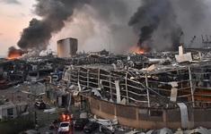 Vụ nổ kinh hoàng tại Beirut: Những giả thuyết chấn động mới được hé lộ