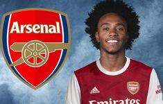 Willian nhận lời đề nghị ký hợp đồng 3 năm với Arsenal