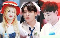 Top 100 thần tượng K-Pop được tìm kiếm nhiều nhất trên Google nửa đầu năm 2020: BTS đại thắng