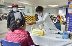 Phân luồng khám bệnh, phòng ngừa lây nhiễm SARS-CoV-2