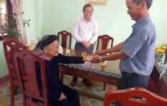 Tin nóng đầu ngày 8/8: Mẹ Việt Nam Anh hùng 94 tuổi 2 lần ủng hộ tiền chống COVID-19
