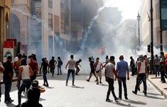 Biểu tình phản đối giới chức Lebanon tắc trách