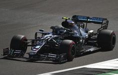Mercedes chiếm ưu thế ở buổi chạy thử GP kỷ niệm 70 năm F1