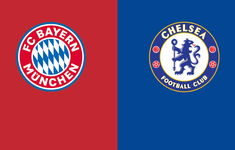 TRỰC TIẾP BÓNG ĐÁ Bayern Munich 1-0 Chelsea: Lewandowski mở tỉ số trên chấm phạt đền (Hiệp một)