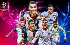 TRỰC TIẾP: Juventus - Lyon (Vòng 1/8 UEFA Champions League, 02h00 ngày 08/8)